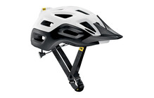 Mavic Notch Casque VTT blanc/noir